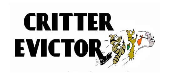 Critter Evictor Logo